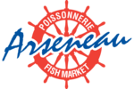 Large poissonnerie arseneau nouveau logo
